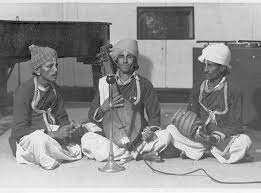 Early Radio In India
