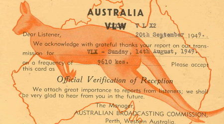 Perth Shortwave Radio
