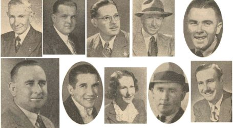 Early Australian Radio Personalities on 2KY Sydney