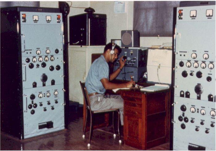 ZKG Radio inside