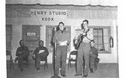 KODK Kodiak AFRS Radio 1941