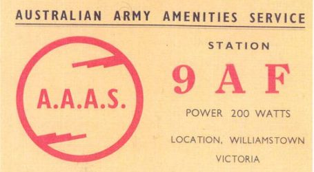 Australian WWII Pacific Radio – Diggers on Air