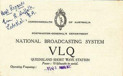 VLQ Brisbane Anniversary