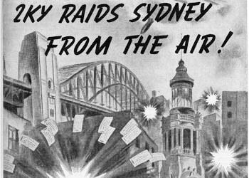 2KY Raids Sydney from the Air