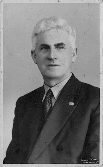 Frank Berkery 1929