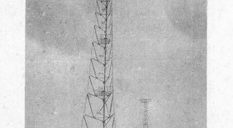 Radio Station JORK Kochi 1930