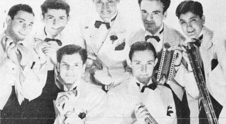 Harmonica Lads on WLW