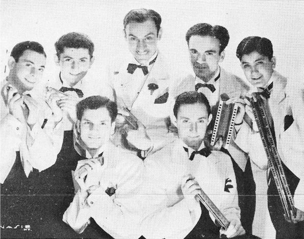 The Harmonica Lads on WLW