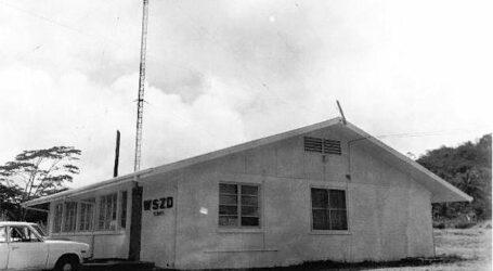 Radio Station WSZD, Ponape