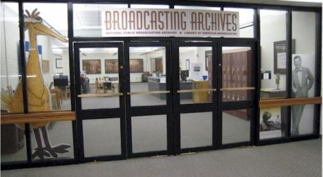 Keeping the past for the future – Library of American Broadcasting