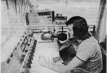 Radio Rhema Experiments