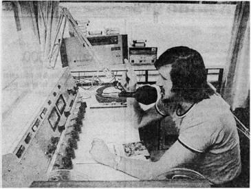 DJ Rick Holder. Radio Rhema