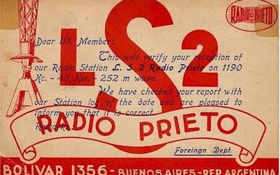 From Parsifal to Perón: Early Radio in Argentina 1920-1944, by Robert H. Claxton