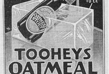 Toohey's Oatmeal Stout