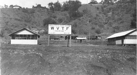 WVTF Hollandia 1944