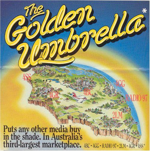 The Golden Umbrella