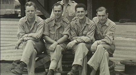 9PA Port Moresby WWII ABC – AFRS Radio