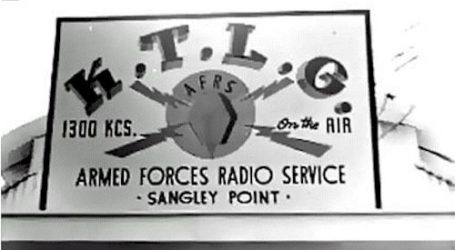 KTLG Radio, US Naval Station Sangley