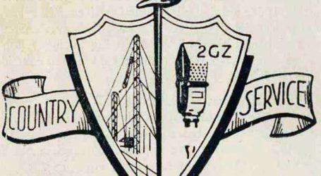 """2GZ Central NSW: """"Country Service"""""""