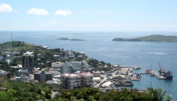 The Port Moresby Story