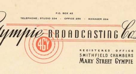 4GY Gympie Broadcasting Co. Ltd