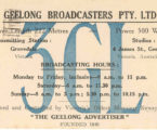 3GL Geelong: The Geelong Advertiser Station