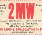 2MW Murwillumbah: 'The Voice of the Far North Coast'