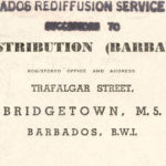 Barbados Rediffusion: The End of an Era in Broadcasting History
