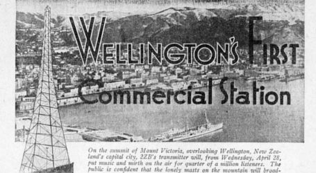 2ZB Wellington 75 Years : Early Personalities