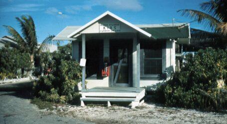 Radio Station KIBS Canton Island Studio Building