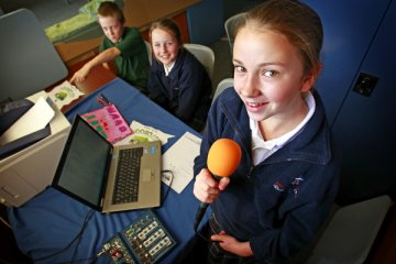Richmond View School : Radio Zestoboom!