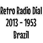 Retro Radio Dial: 1953 Brazil