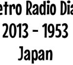 Retro Radio Dial: 1953 Japan Radio