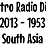 Retro Radio Dial: 1953 South Asia Radio