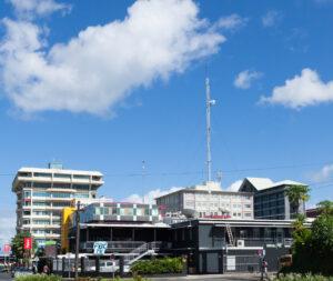 FBC Headquarters, studios and offices, Suva © Matthias Suessen, Wikipedia