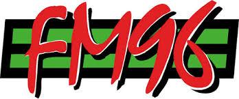 FM96 logo © FM96 Radio Heritage Foundation Digital Collection