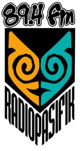 Pasifik 888 logo © Pasifik 888 Radio Heritage Foundation Digital Collection