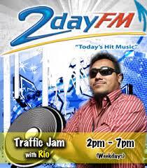 Traffic Jam on 2day FM © FBC