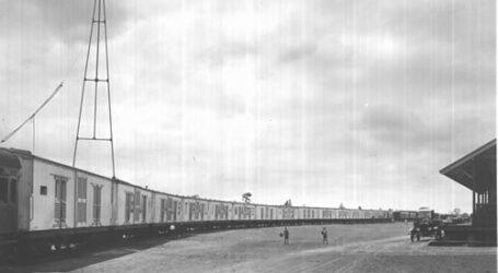It Was Merrygoen for 2XT in 1926, when….