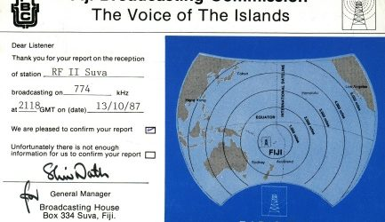 The Voice of The Islands