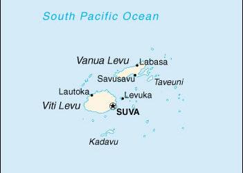 Fiji on Shortwave