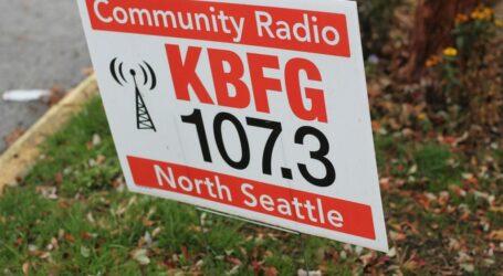 Community Radio Station KBFG-LP in Seattle