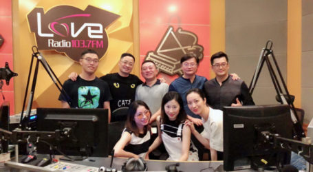 Love Radio Finds Niche in Shanghai