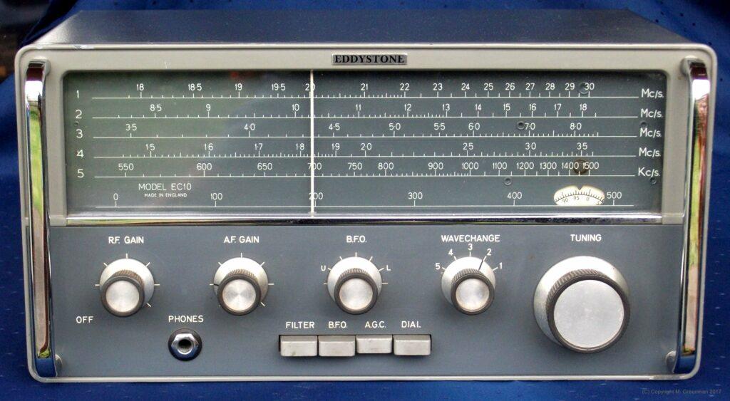 Eddystone EC10 Mk1