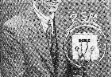 Harry Millard, 2SM Sydney