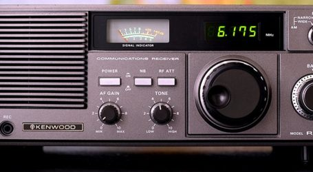 Retro Radio Dial: 1988 Caribbean AM/SW Radio