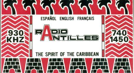 Radio Antilles Montserrat 1993 Recording