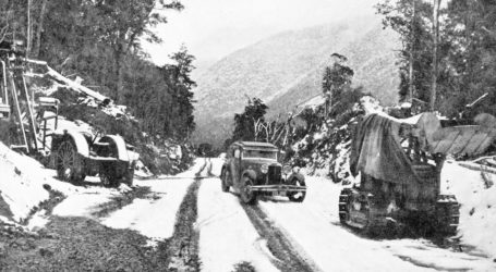 Lure of the Trail – Programme 12 – Lewis Pass