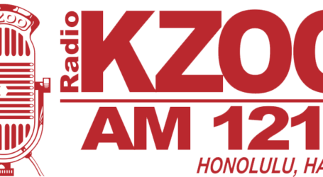 KZOO Radio Celebrates 50 Years of Radio Broadcasting in Hawaii