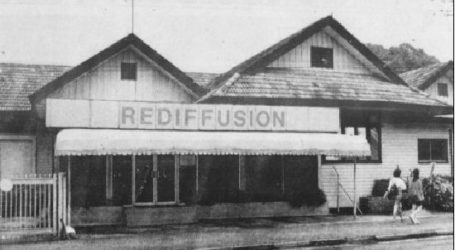 Remembering Rediffusion: Malaya